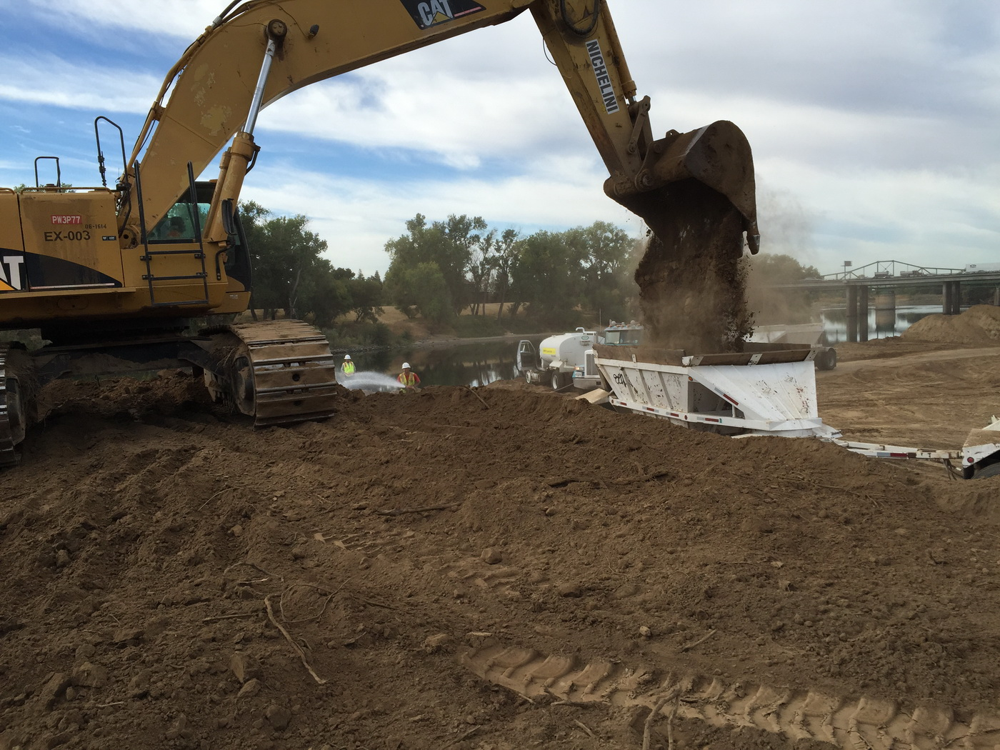 Sacramento Area Flood Control Agency Excavation 2