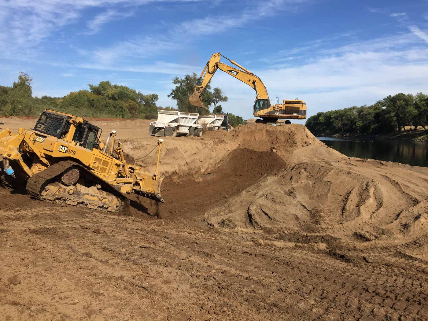 Sacramento Area Flood Control Agency Excavation 3